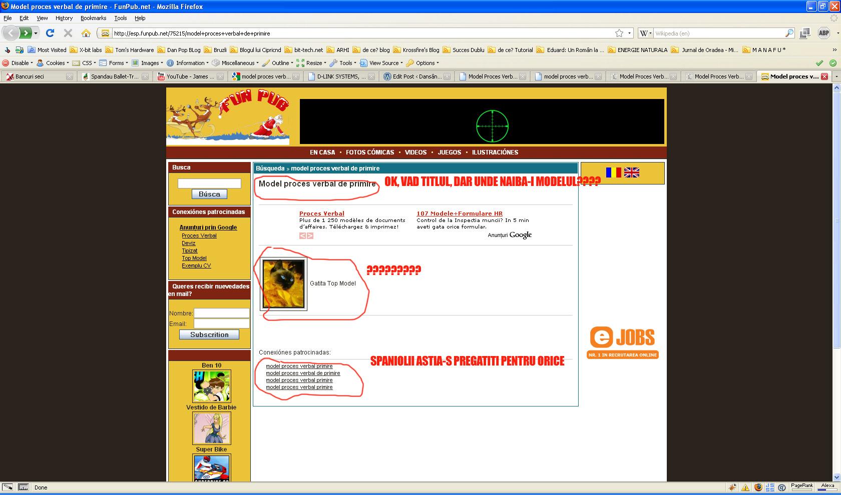 Spam esp.funpub.net