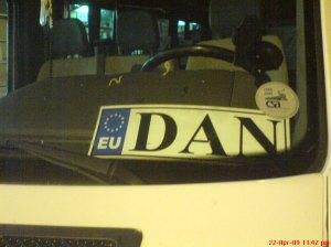 Eu, Dan